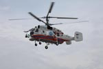 09.11.2012 Russia's new Ka-32A11BC helicopter could put out a fire in Dubai's Burj Khalifa