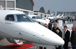 12.04.2010 Aviation industry spurred on by 18th AERO trade show