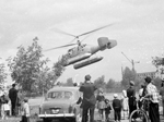 27.02.2013 Russian Helicopters showcases unique archive photos of Kamov and Mil bureaux
