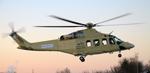 15.01.2013 First AW139 Helicopter Assembled in Russia Performs Maiden Flight