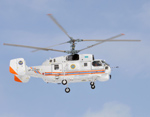04.05.2012 Russian Helicopters Delivers Ka-32A11BC Rescue Helicopter to EMERCOM of Kazakhstan