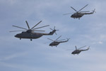 13.08.2012 Russian Helicopters celebrates 100 years of the Russian Air Force