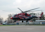 17.12.2013 Mi-38 with Russian TV7-117V engines makes first flight