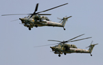 27.12.2013 Mi-28N Night Hunter helicopter enters into service  with the Russian Defence Ministry