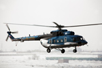 05.03.2014 Russian Helicopters deliver Mi-8AMT to UTair