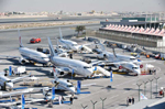 04.04.2012 MEBA 2012 GOES THE DISTANCE TO DUBAI'S AL MAKTOUM INTERNATIONAL AIRPORT