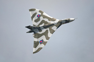14.02.2013 LOVE IS  . . . A VULCAN AT THE AIR TATTOO