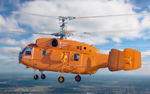 23.09.2013 Russian Helicopters to showcase Ka-32A11BC firefighting helicopter and new Ka-62 at London exhibition
